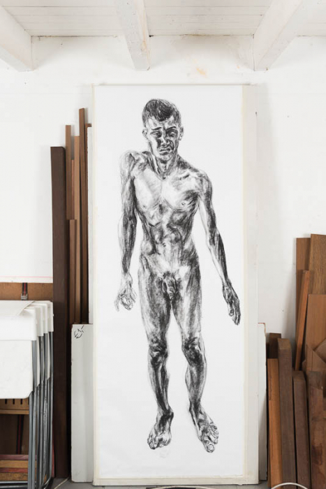 life size drawing